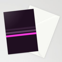 Alamak - Classic Retro Stripes Stationery Cards
