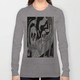 Jose's Monster Long Sleeve T-shirt