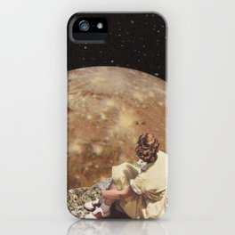 She's going to change the world ... iPhone Case