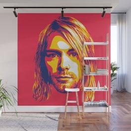 Cobain Wall Mural