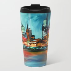 City Scapes Metal Travel Mug
