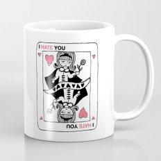 I Hate You / Poker Mug