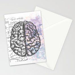 Pastel thoughts... Stationery Cards