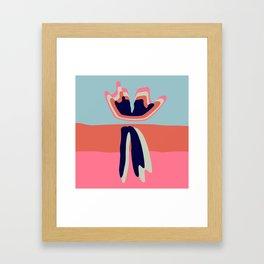 Eletmu Framed Art Print