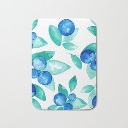 Blueberry Bath Mat