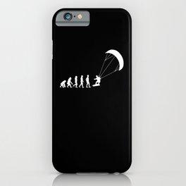 Evolution Kite Surf iPhone Case