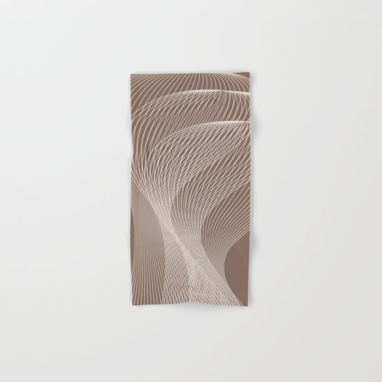 Abstract pattern 41 Hand & Bath Towel