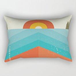 Niangua River Rectangular Pillow