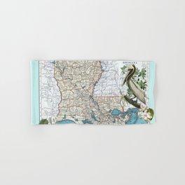 Louisiana Hand & Bath Towel