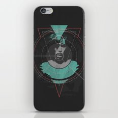The Mark iPhone & iPod Skin