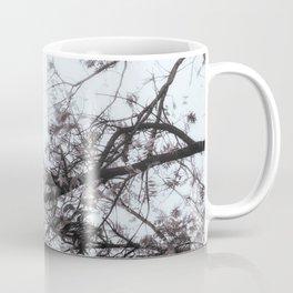 Enter Here (Blue/Purple Version) Coffee Mug