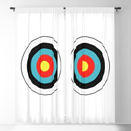Isolated Target Blackout Curtain