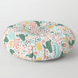Desert Ranchero - Summer Sun Floor Pillow