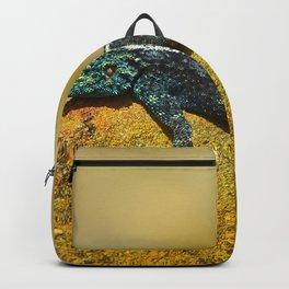Eidechse Backpack