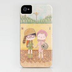 moonrise kingdom iPhone (4, 4s) Slim Case