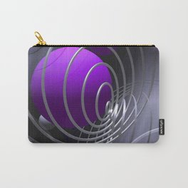 3D - abstraction -122- Carry-All Pouch