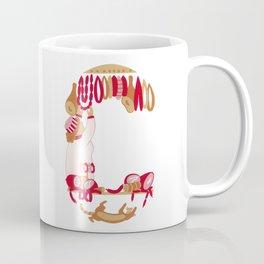 C as Charcutière (Pork butcher) Coffee Mug