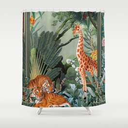 Beautiful Forest V Shower Curtain
