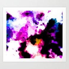 Watercolor 2 Art Print