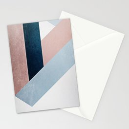 Complex Triangle Stationery Cards