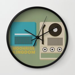Where's my record player? Wall Clock