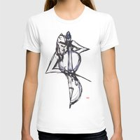 cello T-shirts featuring Cello by Myles Hunt