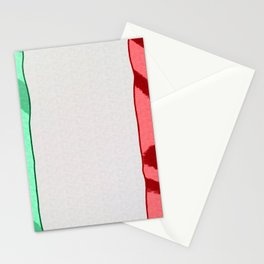 Italy Ireland Flag Ordinary Marking Pen Used Fabric Stationery Cards