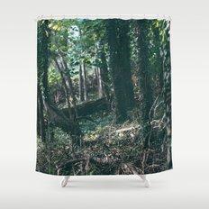 Secret Forest Shower Curtain