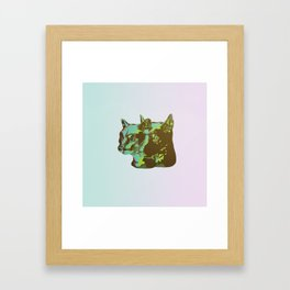 CateDoge Framed Art Print