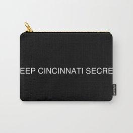 Keep Cincinnati Secret Carry-All Pouch