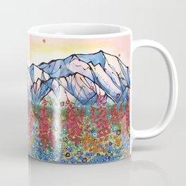 Denali Alpenglow Coffee Mug
