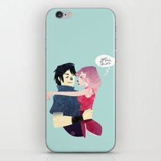 Aren't they lovely. iPhone & iPod Skin