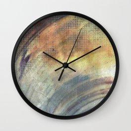 Wild-Eyed Wall Clock