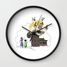 appa taxi Wall Clock
