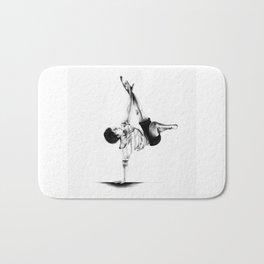 Dancing Bath Mat