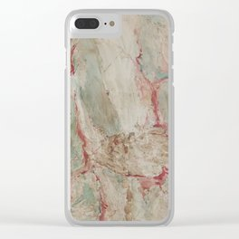 Paperbark Clear iPhone Case