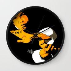 Dragon Season Wall Clock
