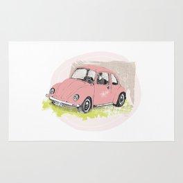 VW-Käfer Rug