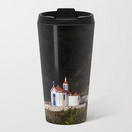 Portuguese chapel Travel Mug