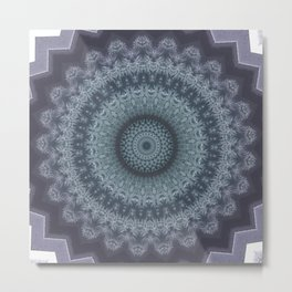 Some Other Mandala 442 Metal Print