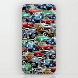 Classic Cars (K.T.B.) iPhone Skin