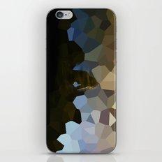 The polygon solitude  iPhone & iPod Skin