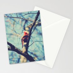 Winter Sonnet Stationery Cards