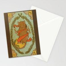 Muroidea Rat Tarot- The World Stationery Cards