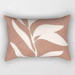 Little Leaves I Rectangular Pillow