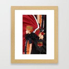 HAIKYUU!! - KINGS Framed Art Print
