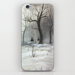 Winter meeting iPhone Skin