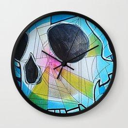 CRÁNEOS 26 Wall Clock