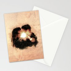 Till the end of time Stationery Cards