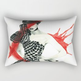 Alexander McQueen Rectangular Pillow